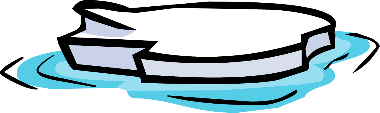 png freeuse download Image seen from psa. Iceberg clipart