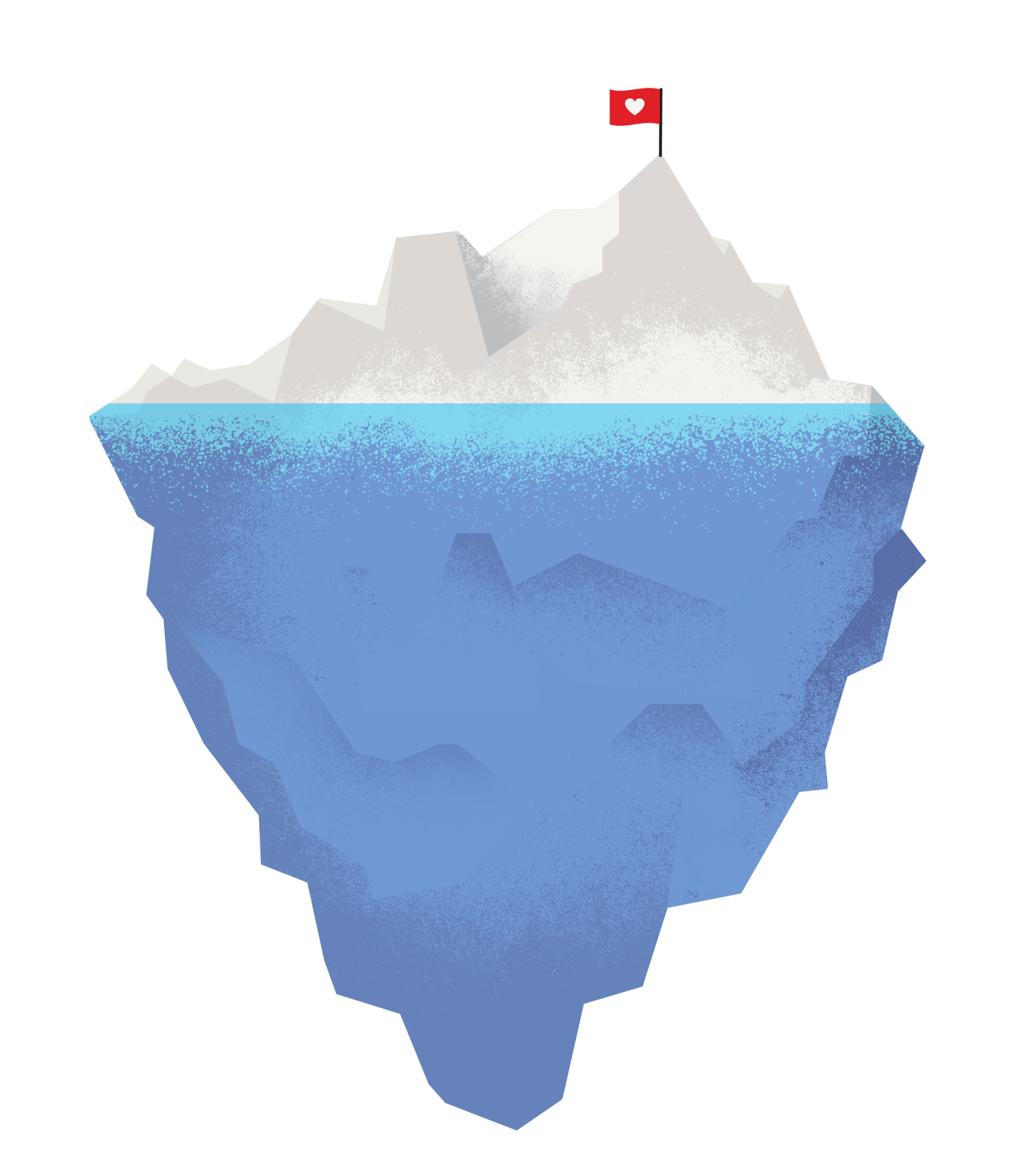 vector library Transparent free on dumielauxepices. Iceberg clipart