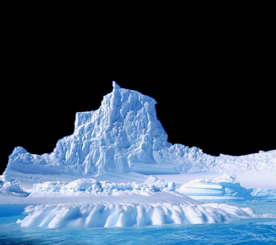 jpg stock Ice snow mountain png. Polar clipart glacier