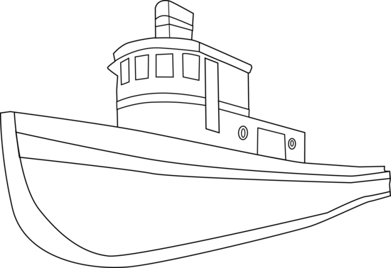 clipart black and white library Yacht clipart bote. Boats and ships drawing