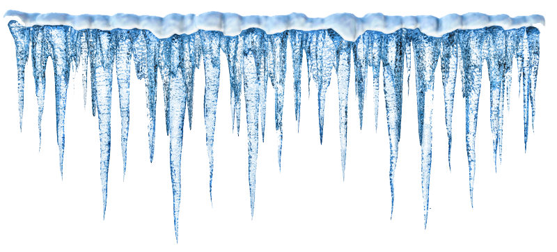 clipart black and white library Icicle png images all. Transparent ice translucent