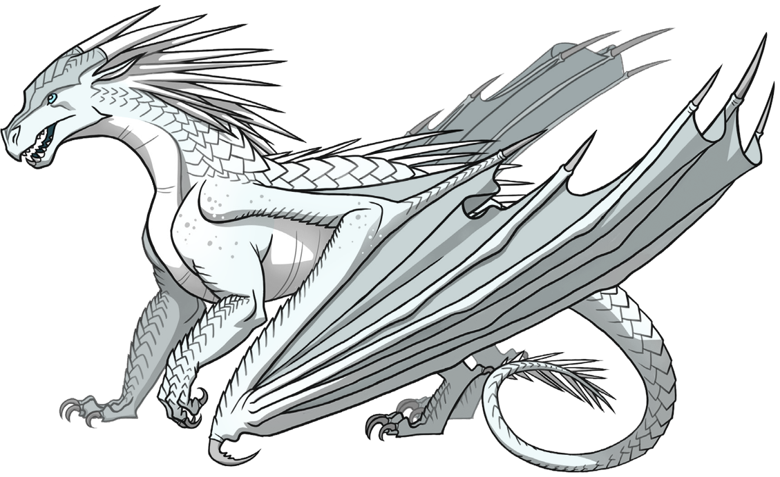 banner black and white stock Princess wings of fire. Icicle drawing easy