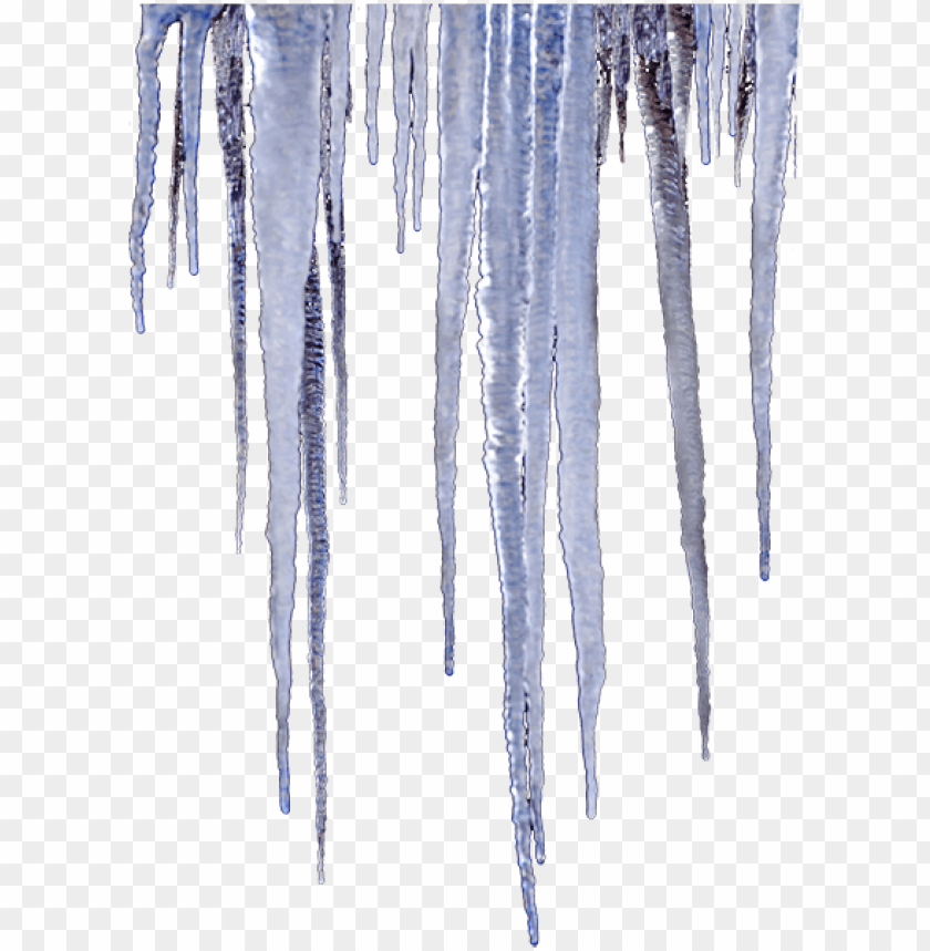 graphic Icicles winter png tumblr. Icicle drawing fake