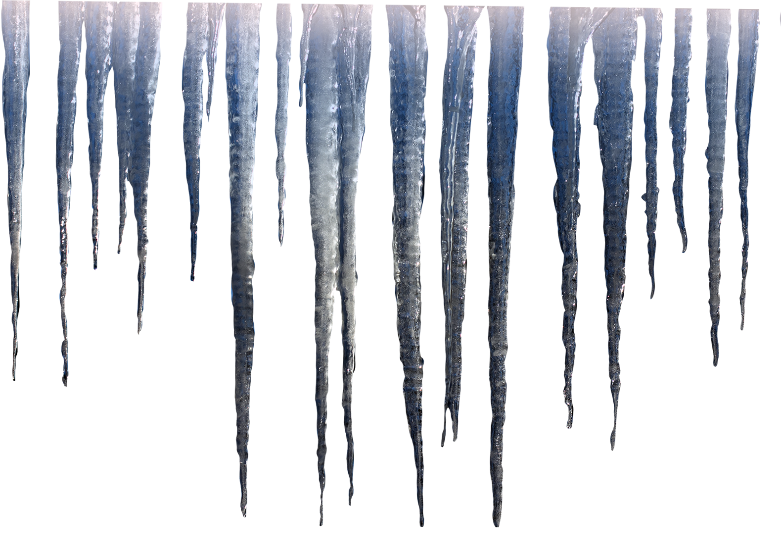 banner royalty free stock Photoshop digital art create. Icicle drawing realistic