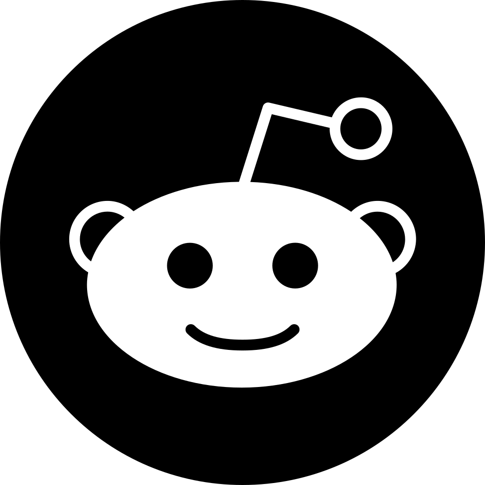 graphic download Reddit Social Logo Character Svg Png Icon Free Download