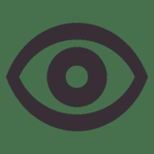 jpg freeuse download Eye icon