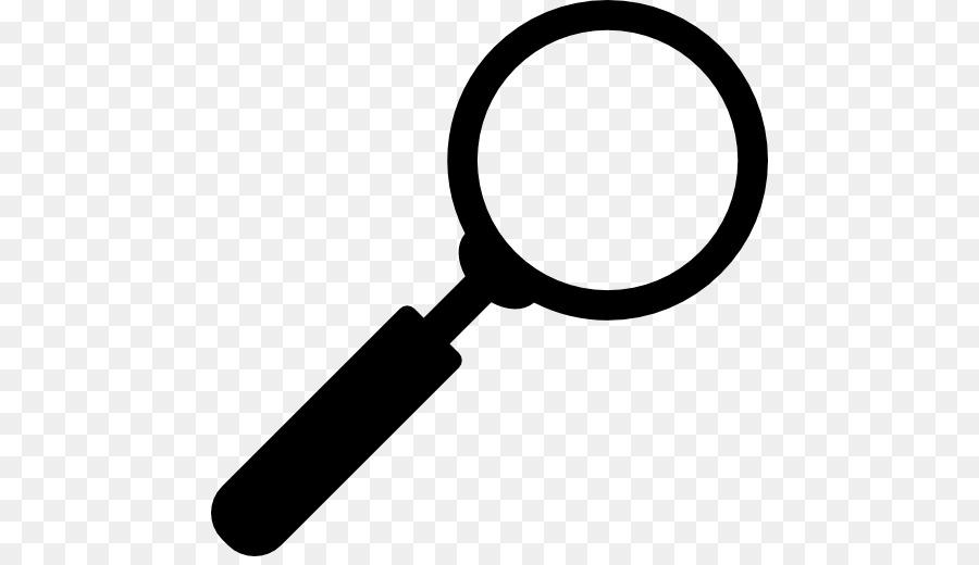 svg transparent download Clipart light line . Icon transparent magnifying glass