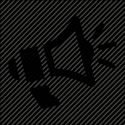 svg freeuse icon transparent megaphone #98069567