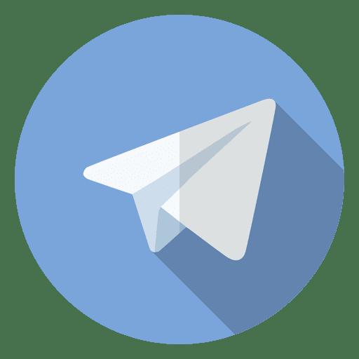 jpg royalty free stock Telegram icon logo