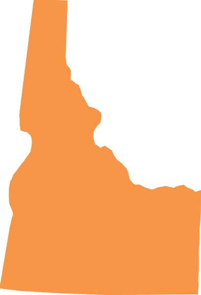 png transparent download Idaho Shape