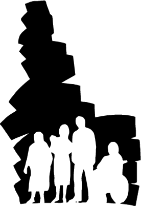 jpg royalty free Idaho vector silhouette. At getdrawings com free.