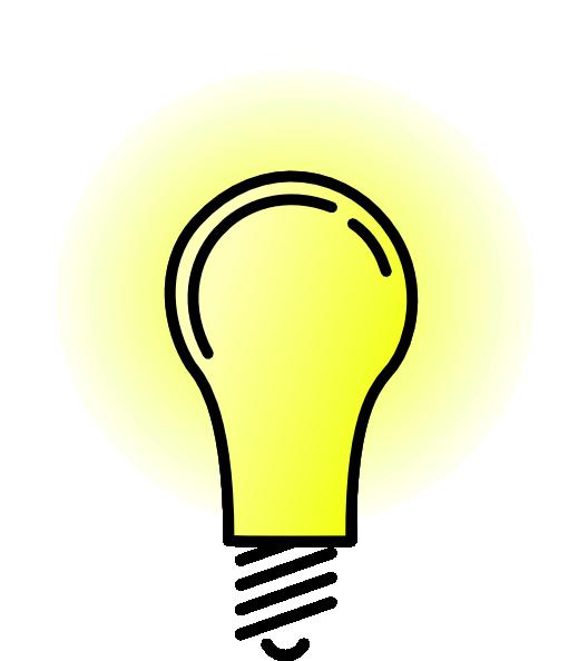 picture royalty free library Light bulb clip art. Idea clipart bulp