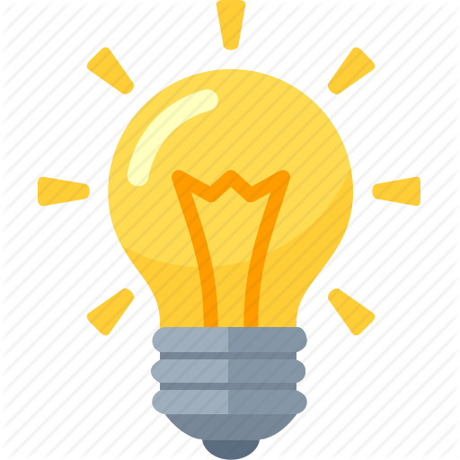 vector free library Lights clipart solution. Idea bulb png mart