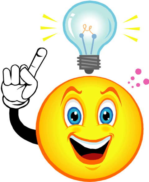 image free stock thought clipart lightbulb #51467757