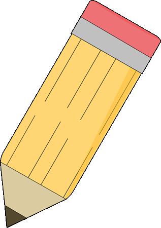 clipart stock Sharp Pencil Clip Art