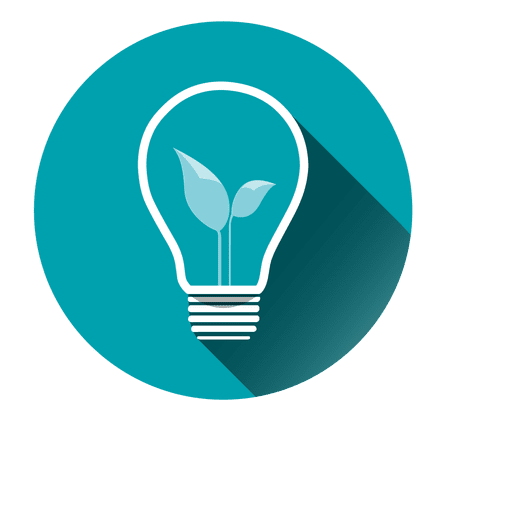 freeuse stock Idea bubl circle icon. Vector concepts icons