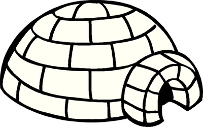 png royalty free Igloo clipart. Free cliparts download clip.