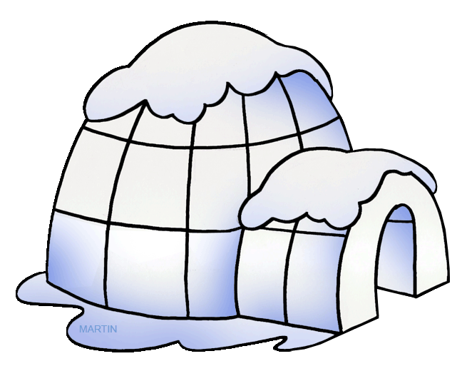 graphic free stock  collection of transparent. Igloo clipart.