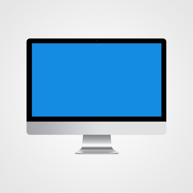 picture free Imac vectors photos and. Vector computer mockup