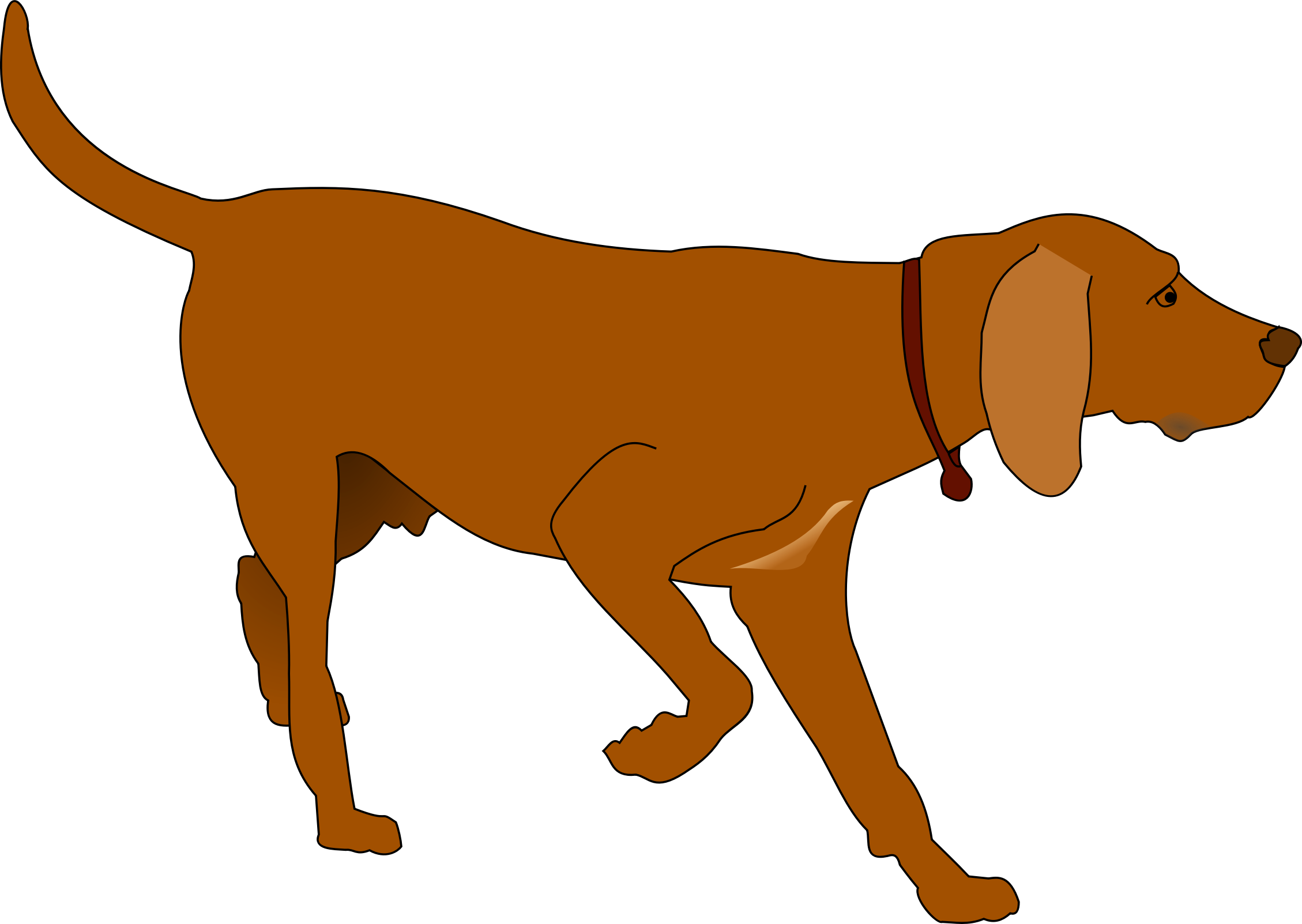 svg royalty free Collection of free Cartoon vector dog