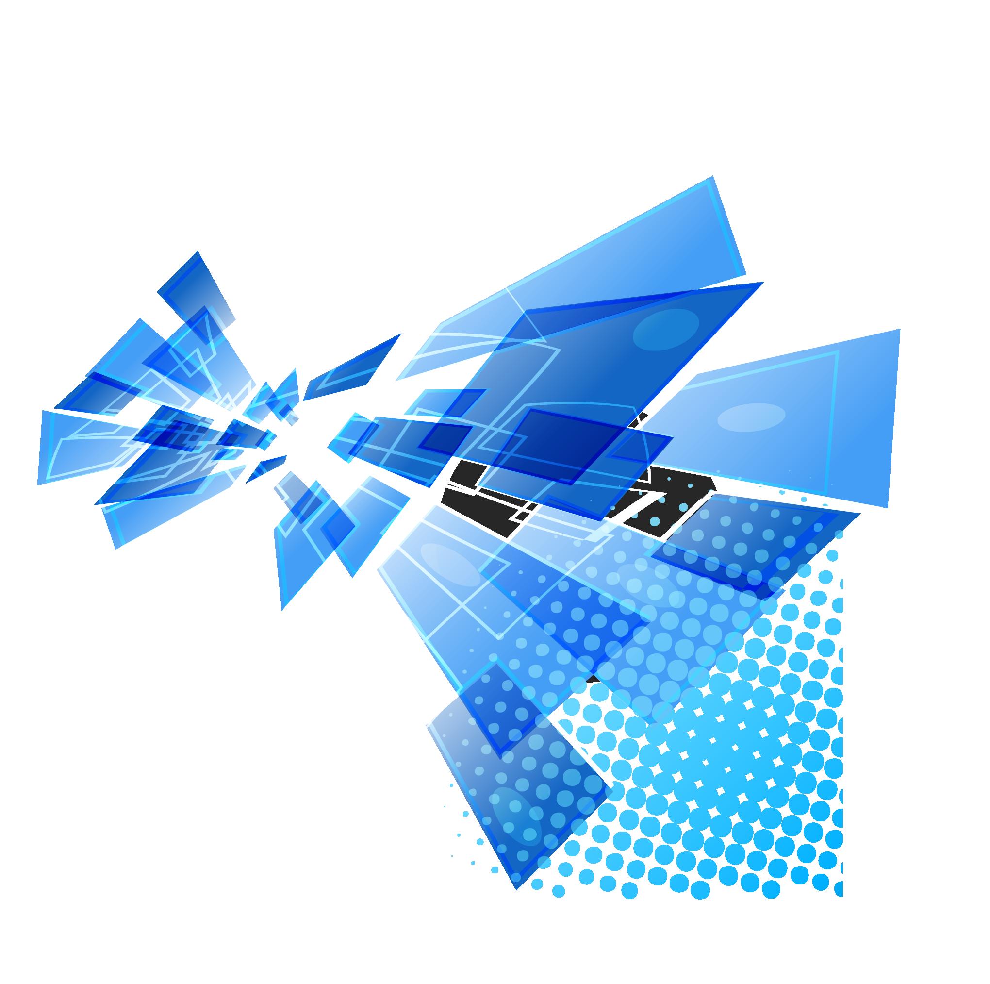 svg freeuse Background transprent png free. Vector blue modern