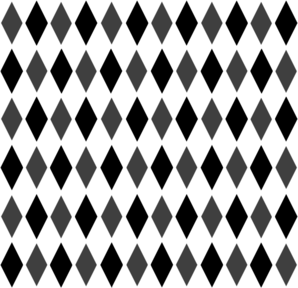 svg freeuse library Diamond Pattern Clip Art at Clker
