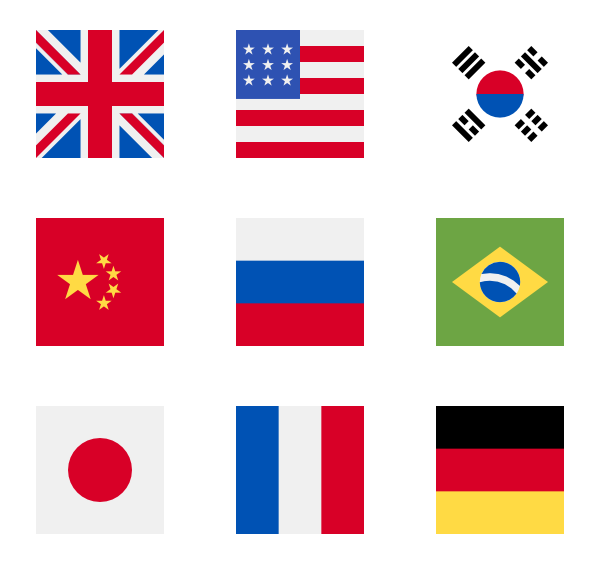 download Flags Icon Family