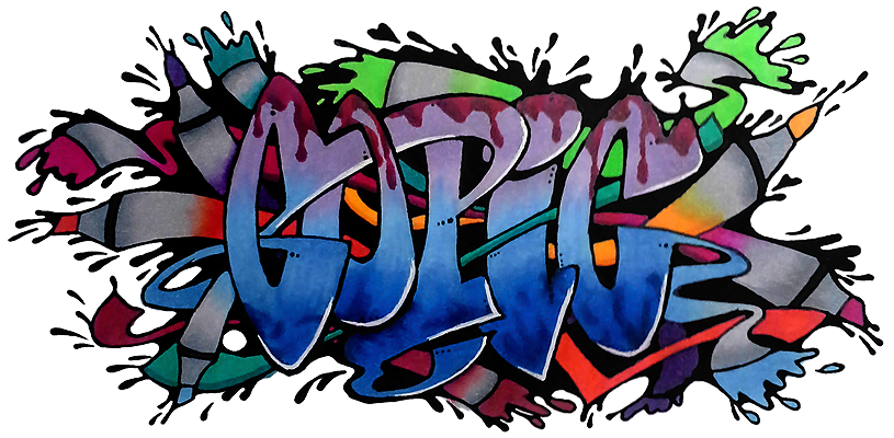 picture library library Copic Graffiti Style by KhrisKinner on DeviantArt