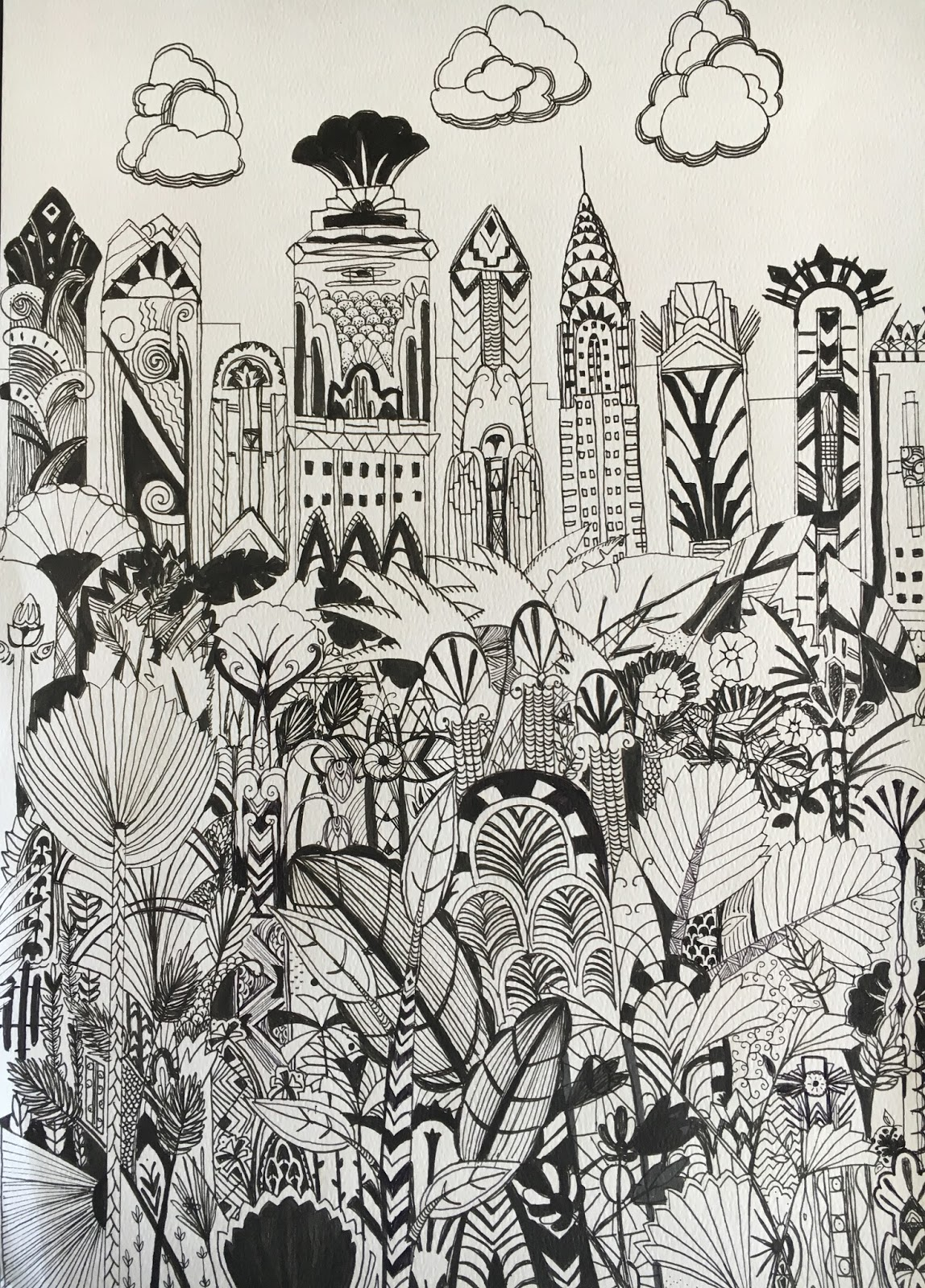 free library Sue heydenrych grade imaginative. Imagination drawing pen and ink.