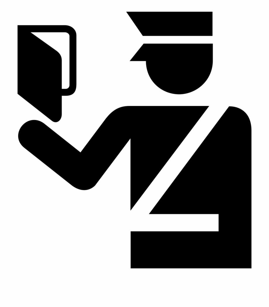clipart Passport cliparts symbol clip. Immigration clipart black and white