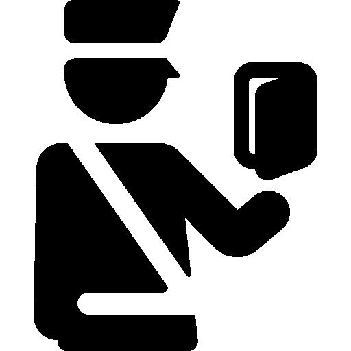 clip transparent Immigration Control Symbol