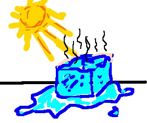 svg library download Melting Ice Cubes Drawing at GetDrawings