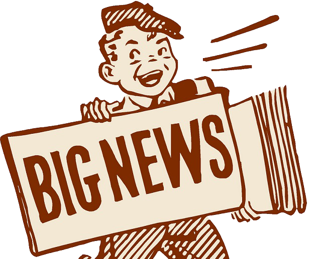 graphic royalty free download Big Announcement PNG Transparent Big Announcement