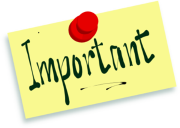 clip download Important Update Clipart