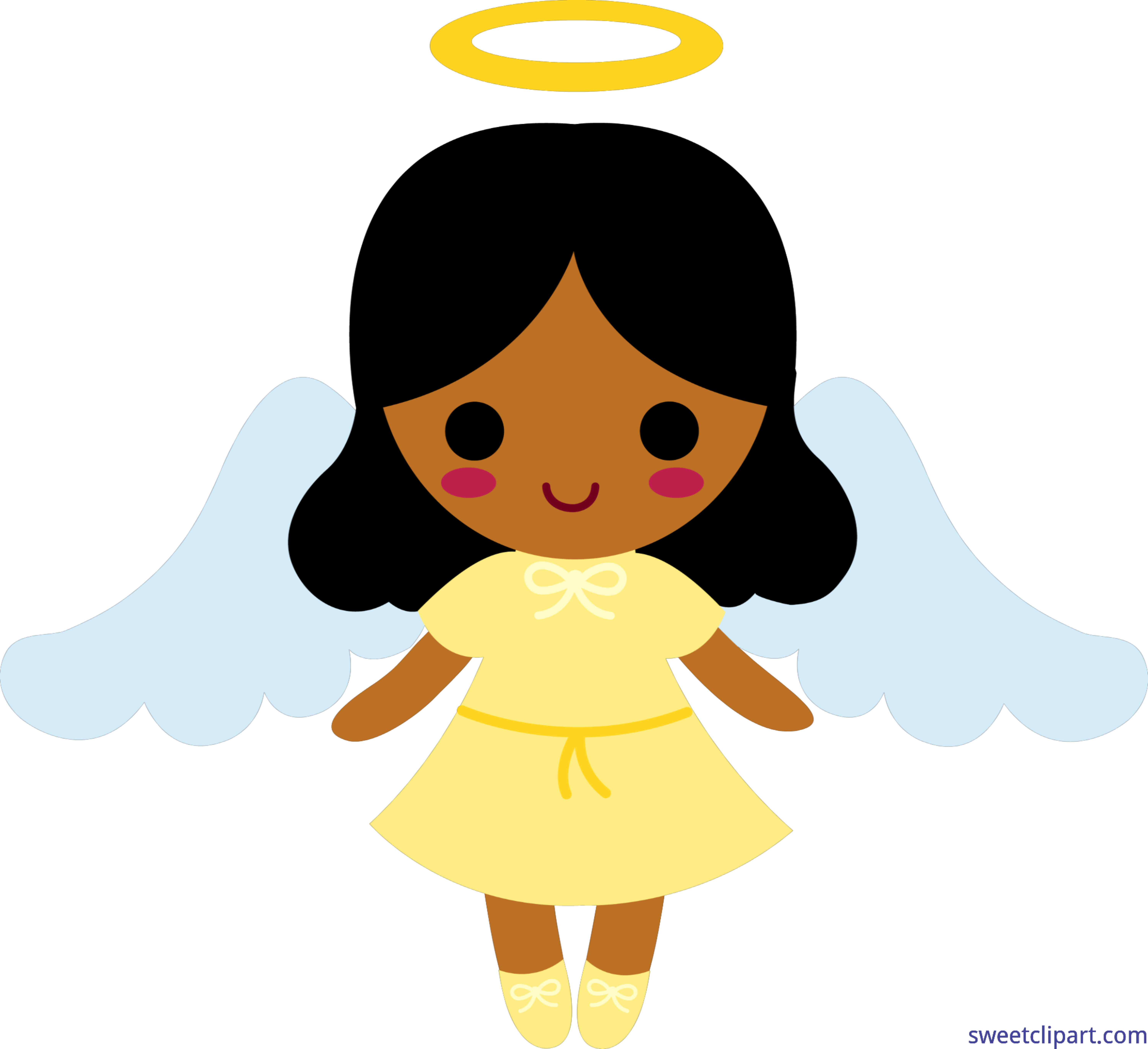 freeuse Logo clipart angel. Little clip art sweet.