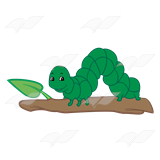 clip freeuse Clip art free on. Inchworm clipart.