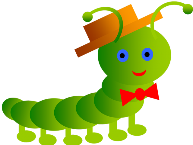 clip royalty free stock Inchworm Clipart
