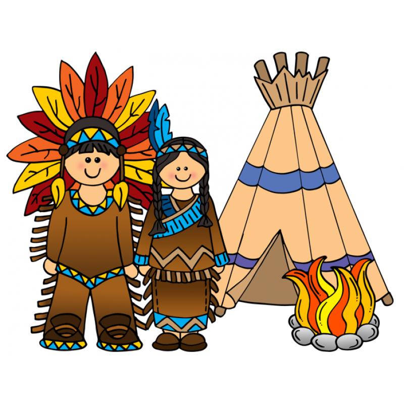 freeuse library Native american clipart.  collection of indian