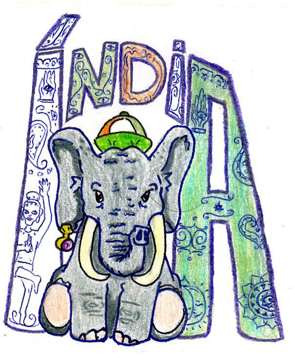 banner royalty free India Drawing at GetDrawings