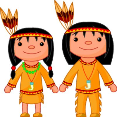 image freeuse library Indian clipart. Native american couple camping.