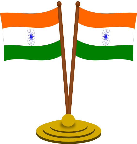 svg free download India Flags Clip Art at Clker