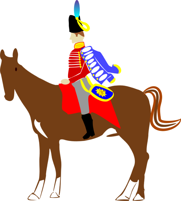 svg Horse Clipart