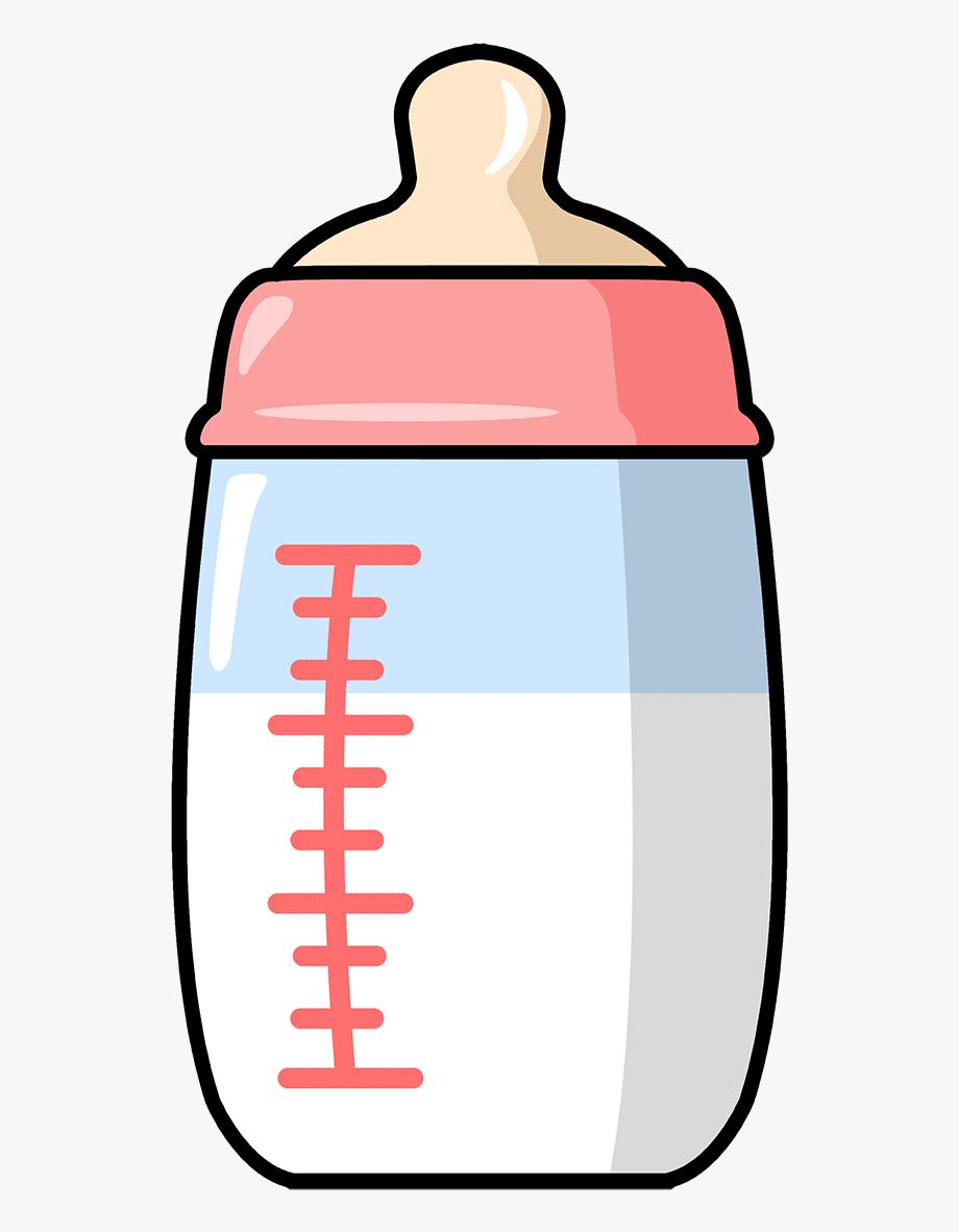 clip art transparent download Infant clipart baby milk bottle.