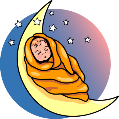 picture transparent library Sleeping Baby Clip Art history clipart