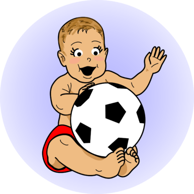 graphic free infant clipart sport #39438940