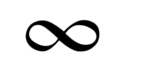 picture royalty free Infinity clipart. Free symbol download clip.