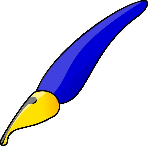 vector download Writer clipart pen. Clip art at clker.