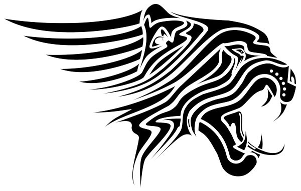 png transparent download The tiger is a very powerful symbol appears a lot in Asian tattoo