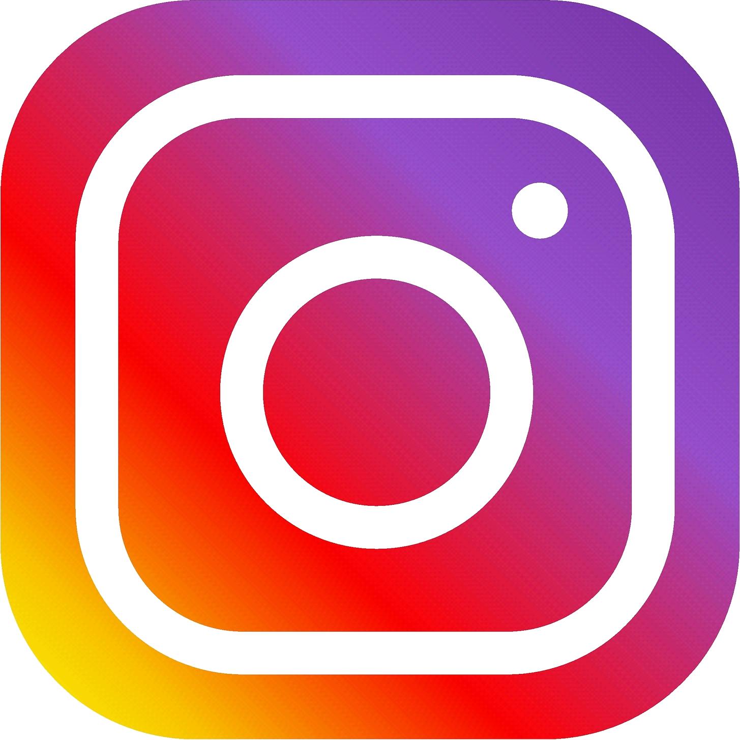 vector black and white HQ Instagram PNG Transparent Instagram