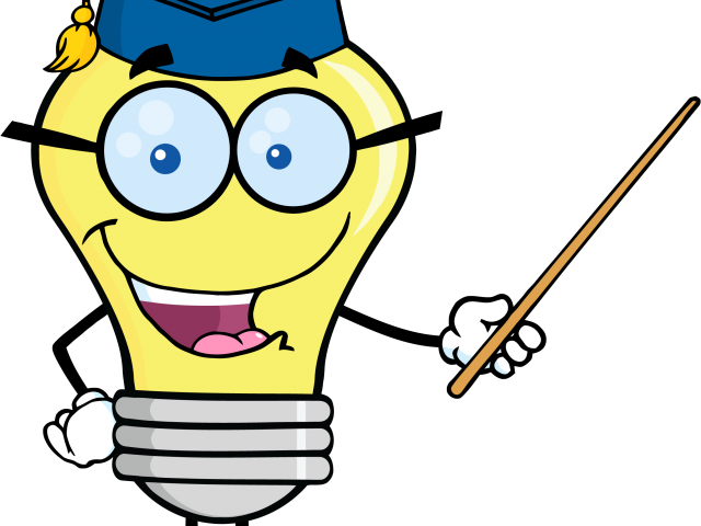 royalty free stock Light bulb free on. Clipart knowledge